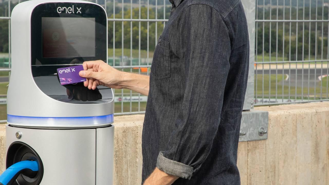 Enel X Intelligent charging solutions