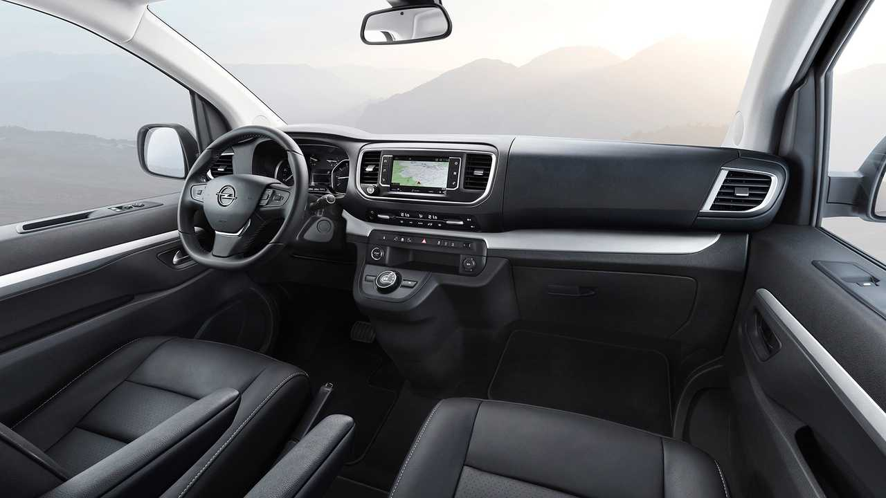 Opel Zafira Life 2019