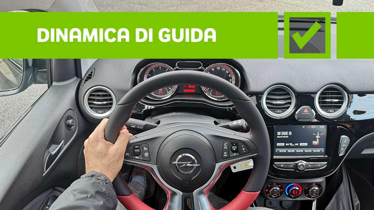 PRO - Dinamica di guida