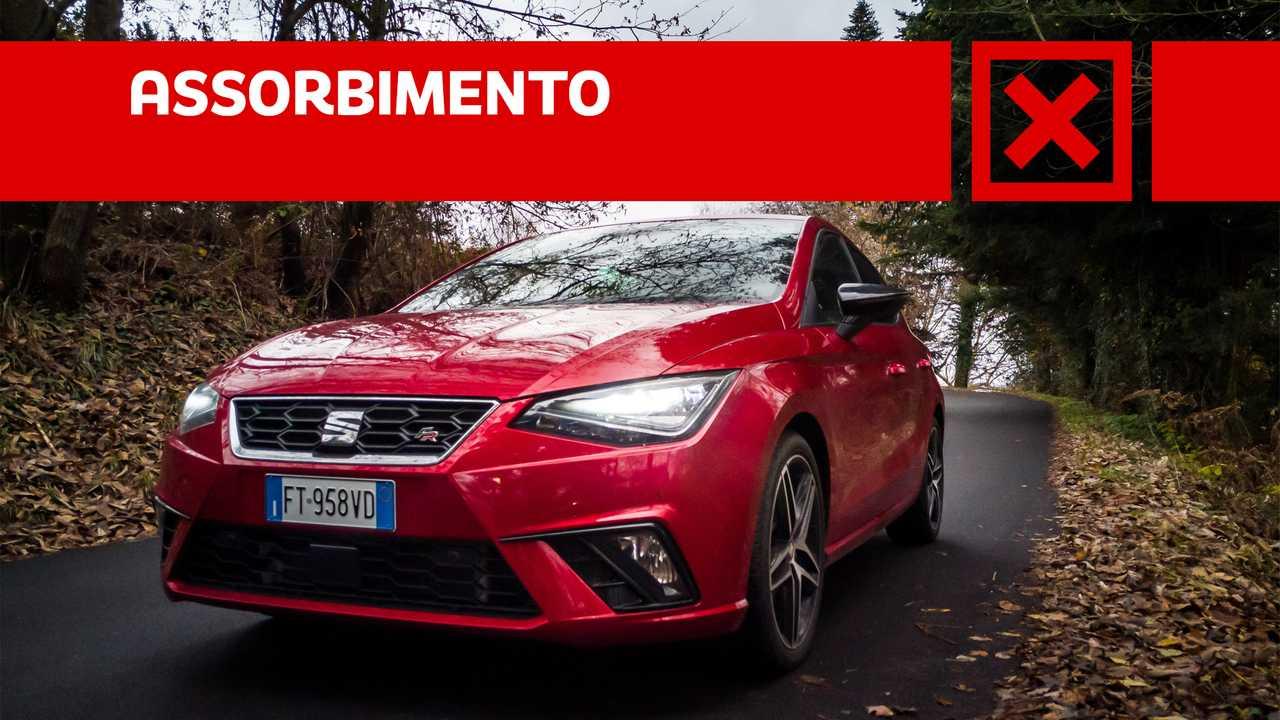 Seat Ibiza Pro e Contro