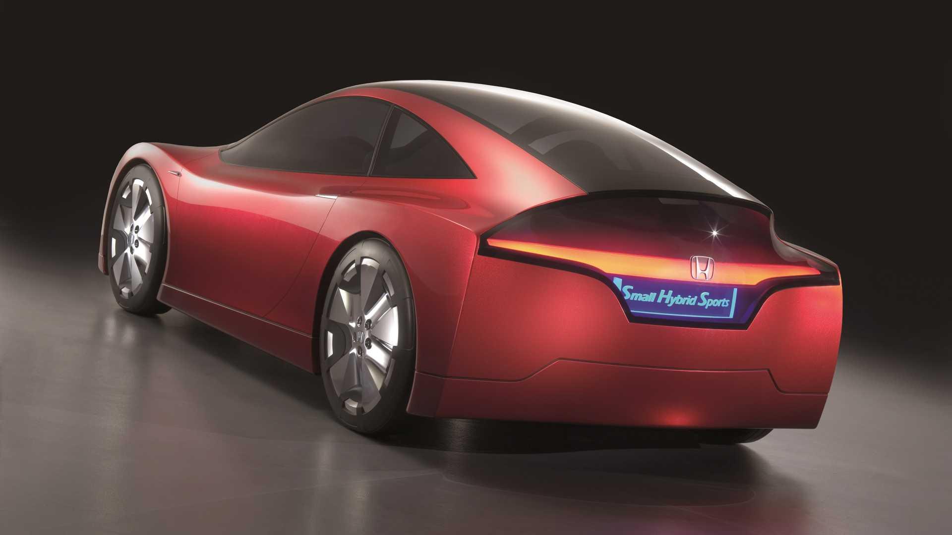 Honda Small Hybrid Sport Concept 2007