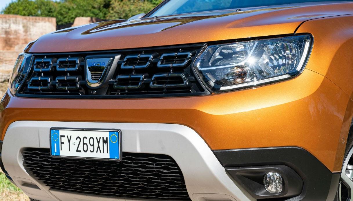 Dacia Duster, le versione Gpl mette il turbo