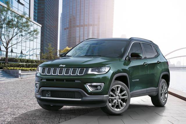 Jeep Compass: debutta il motore 1.3
