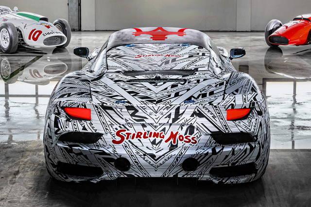Maserati MC20: svelati nuovi dettagli