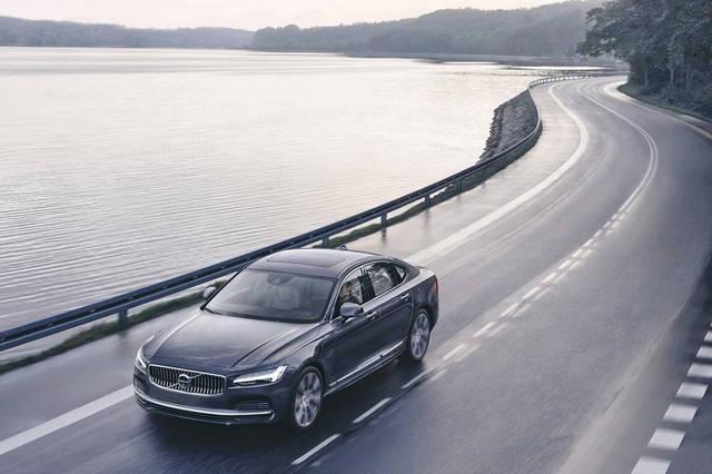 Tutte le Volvo autolimitate a 180 km/h