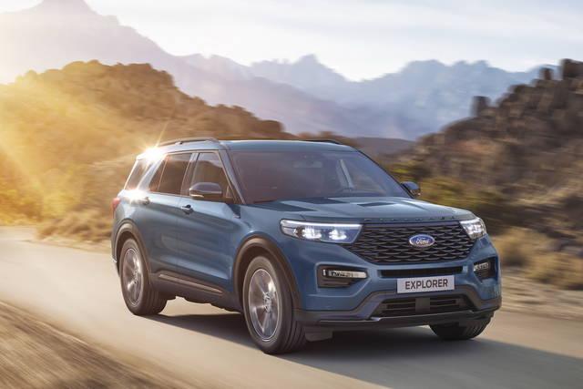 Ford Explorer: la maxi-suv arriva in Italia
