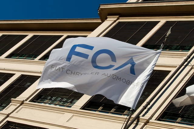 FCA: ok al prestito di 6,3 miliardi