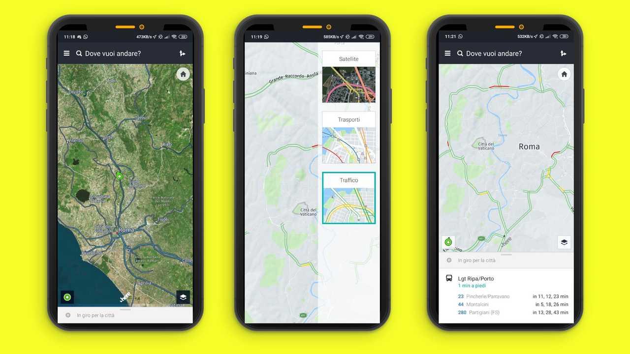 HERE WeGo è l'app di navigazione alternativa anche per gli Huawei senza GMS