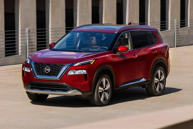 La nuova Nissan X-Trail debutta negli Stati Uniti