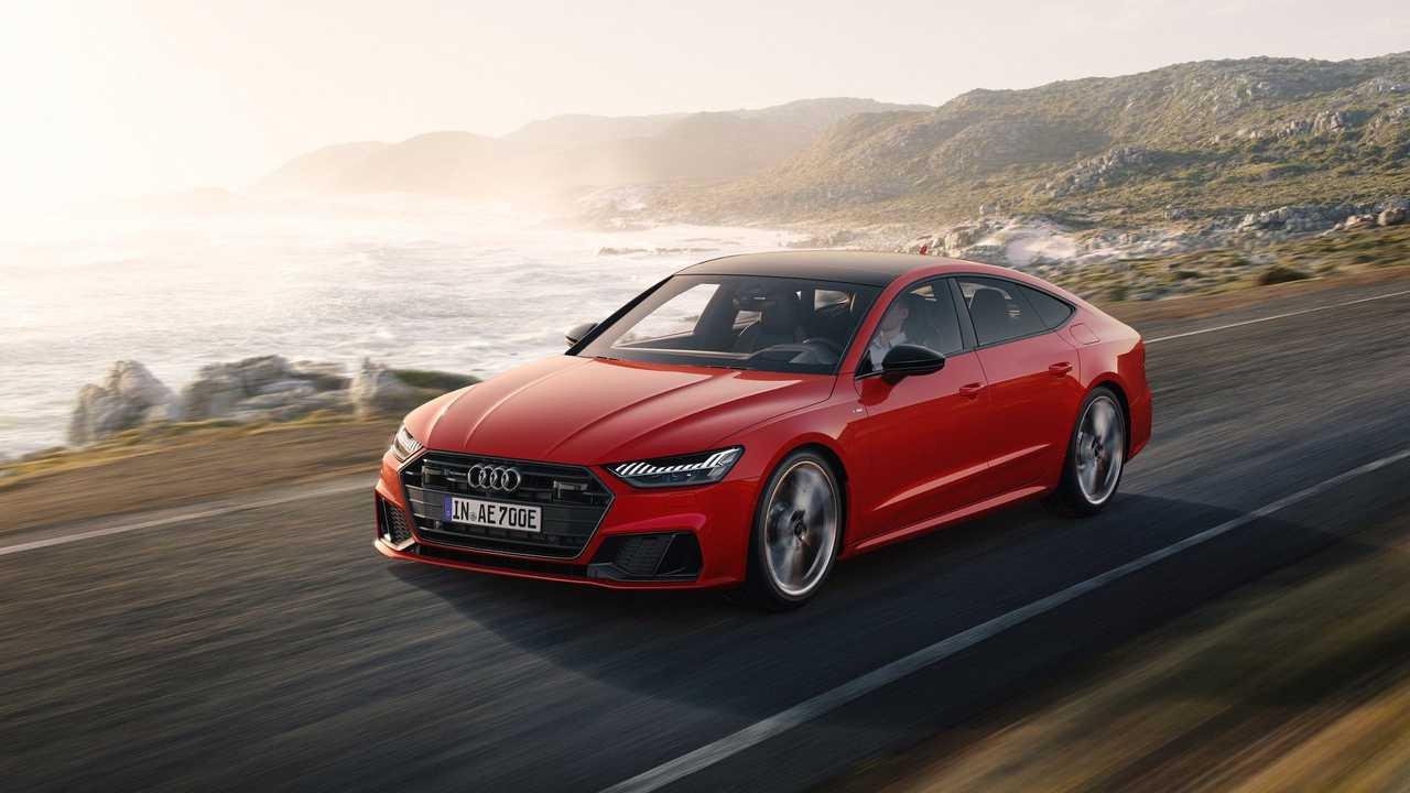 Audi A7 Sportback 2021