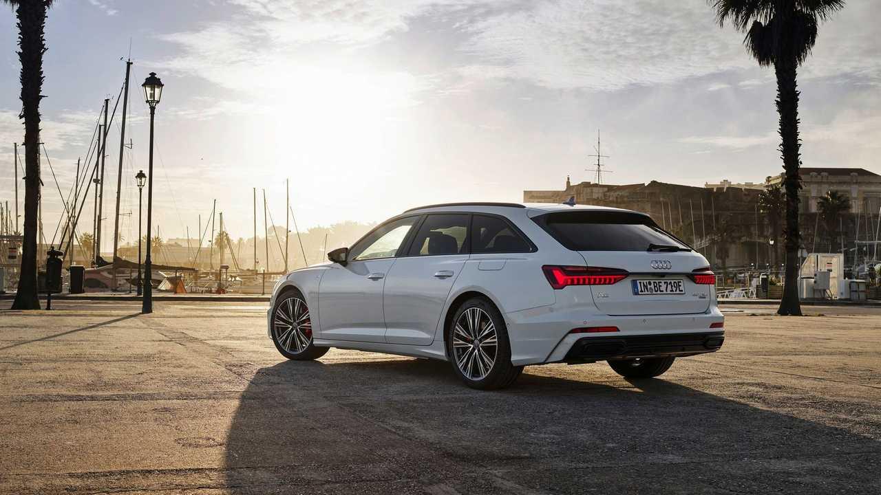 Audi A6 Avant 2021