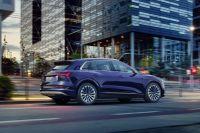 Audi e-tron 2021: più tecnologica e connessa