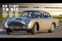 Aston Martin DB5: ecco cosa sa fare l'auto di 007 [Video]