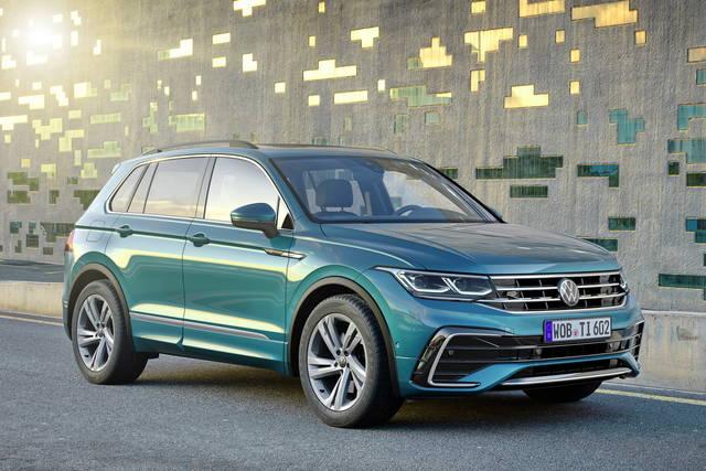 Volkswagen Tiguan 2020: annunciati i prezzi