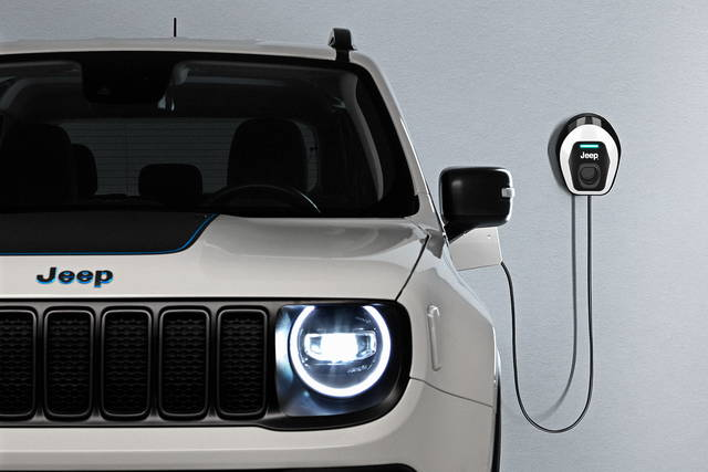 Jeep: gli accessori Mopar e le wallbox per le ibride 4xe