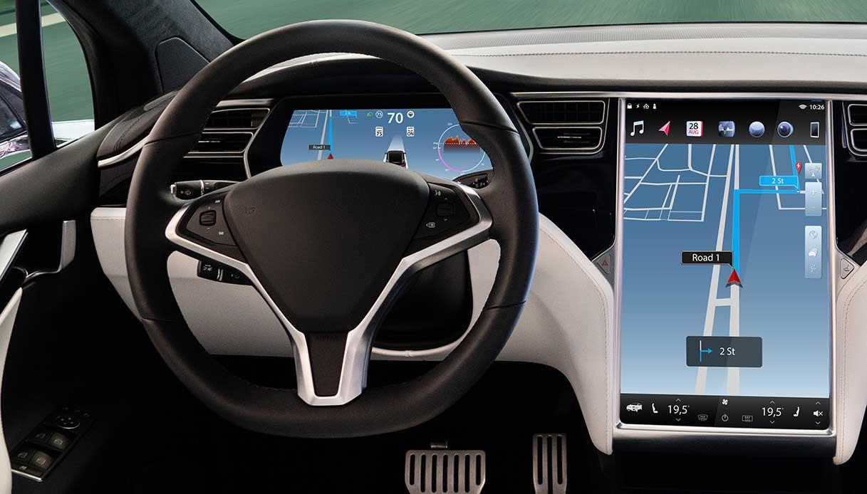 corsie guida autonoma