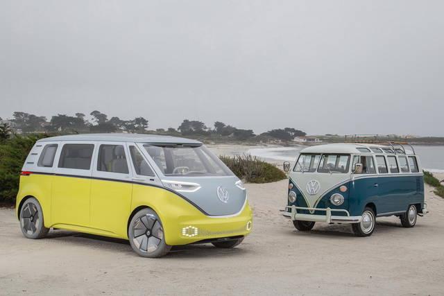 L'erede del Volkswagen T1 si farà