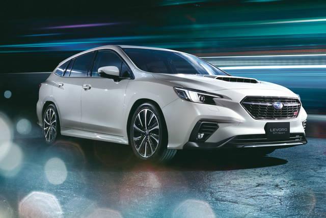La Subaru Levorg è tutta nuova