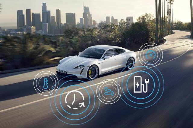 Porsche Taycan: le novità dell'edizione 2021