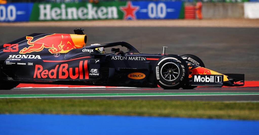 Max Verstappen ha vinto il GP del 70° anniversario a Silverstone