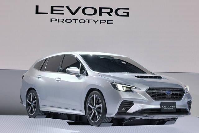 Subaru: i modelli da qui al 2023