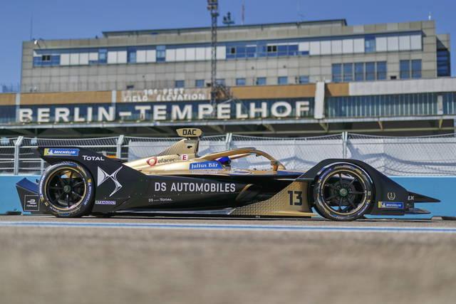 Formula E: risultato ePrix Berlino 2020 (gara 7)