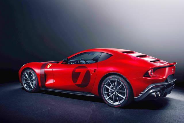 Ferrari Omologata: è unica e si ispira alla 250 GTO