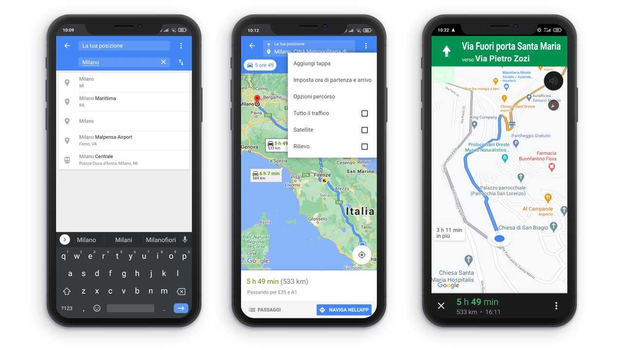 Immagine 2 Google Maps Go