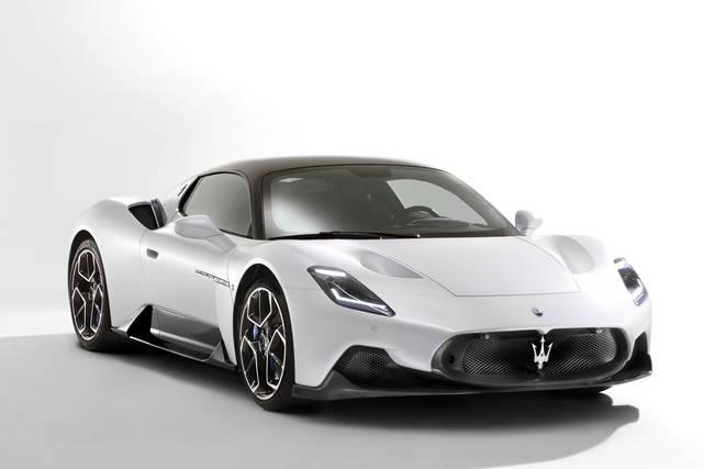 Maserati MC20: rilancio in grande stile
