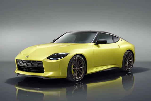 Nissan Z Proto: lunga vita alle coupé