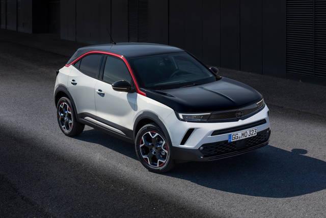 Opel Mokka: annunciati i motori