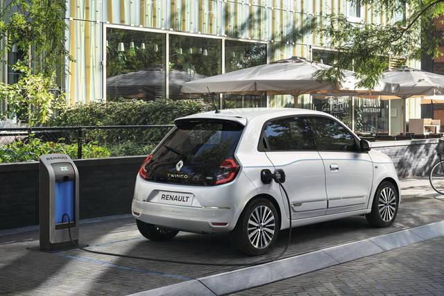 Renault Twingo Electric: ecco i prezzi