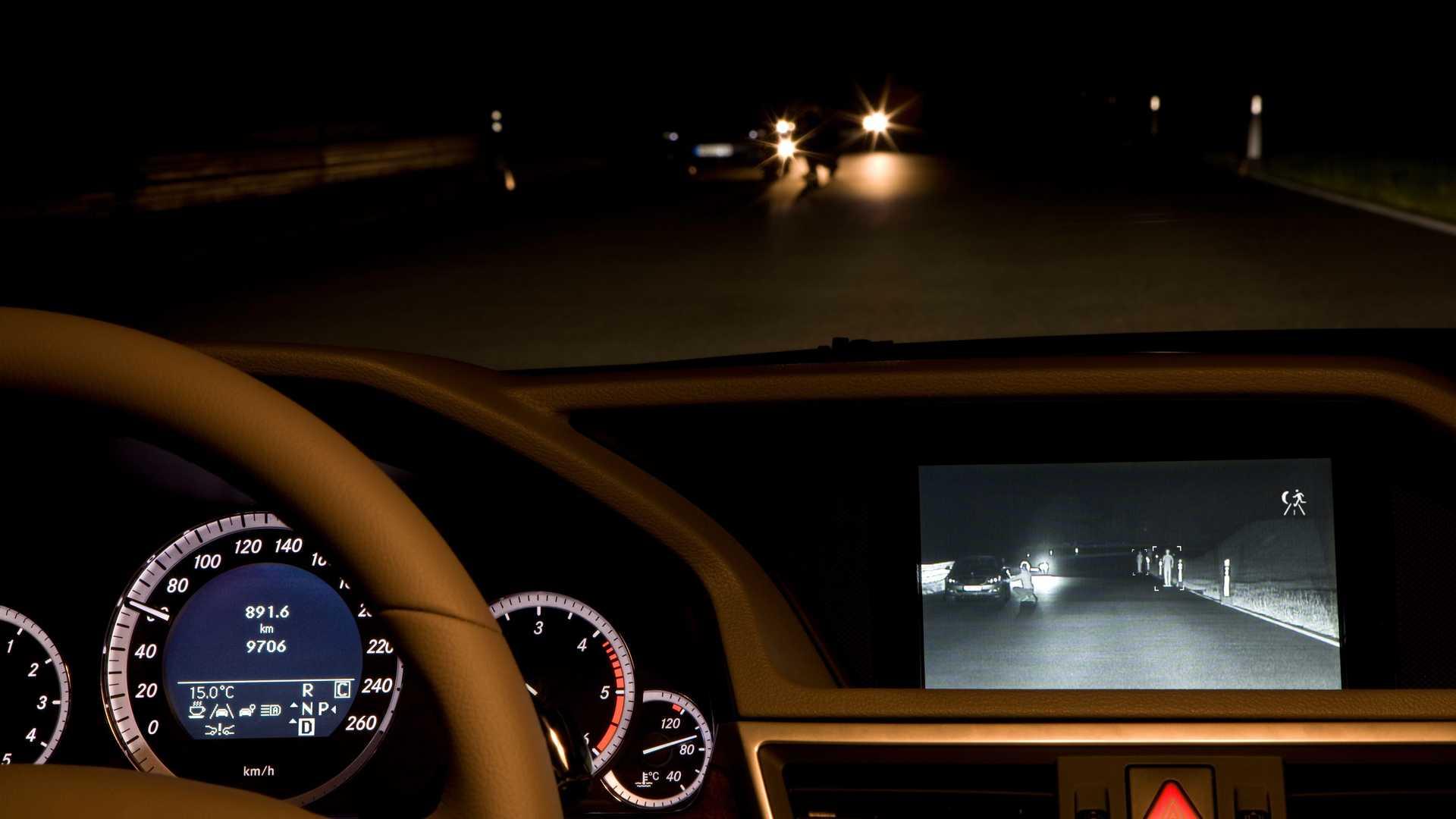 Visione notturna, come funzionano i sistemi a infrarossi
