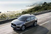 Jaguar E-Pace 2021: il restyling