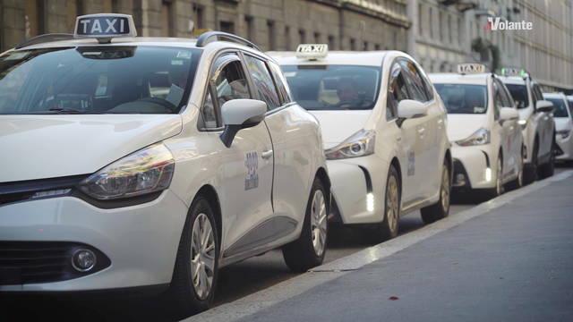 Il taxi come antidoto alla ressa sui mezzi pubblici
