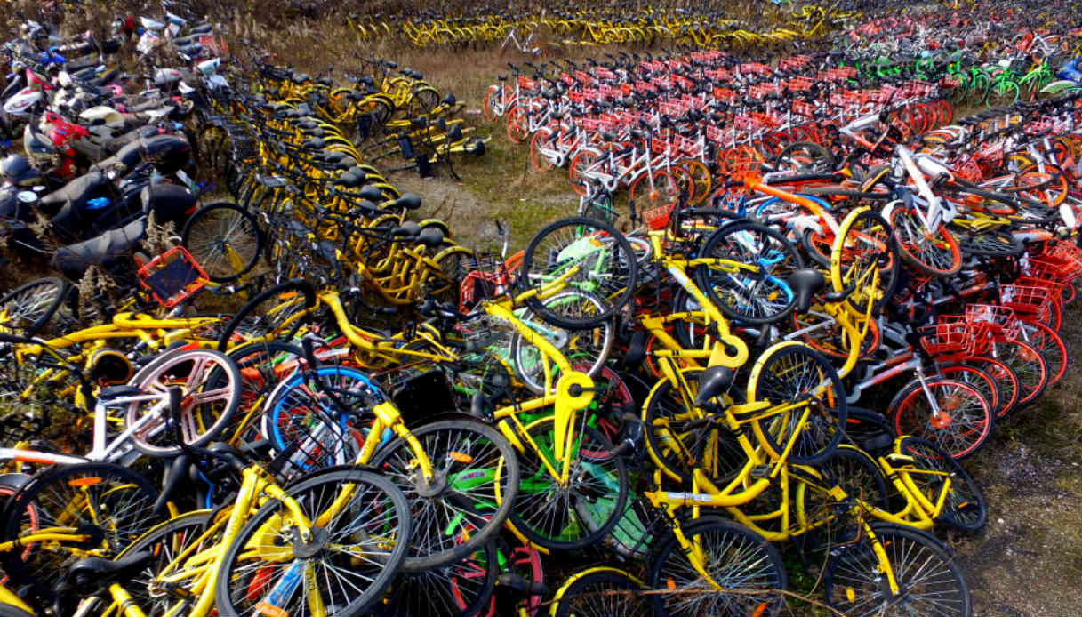 cimiteri bici cina