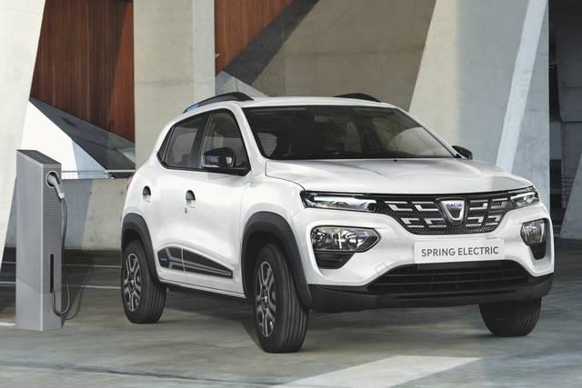Spring Electric: anche la Dacia ha la sua elettrica