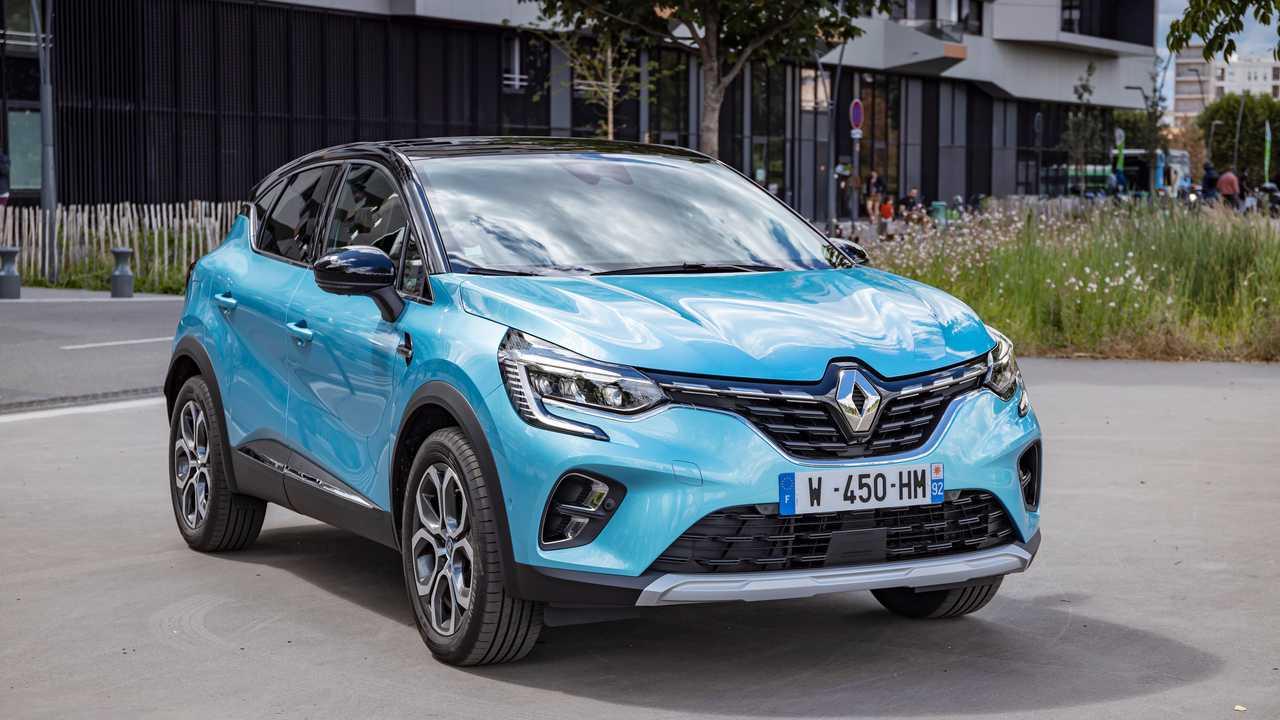 Test Renault Captur E-Tech (2020)