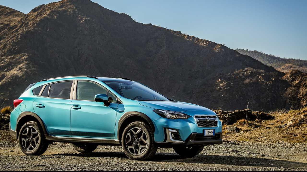 Subaru XV, la prova su strada