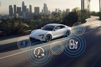 Porsche Taycan 2021: tutti gli aggiornamenti dell'elettrica