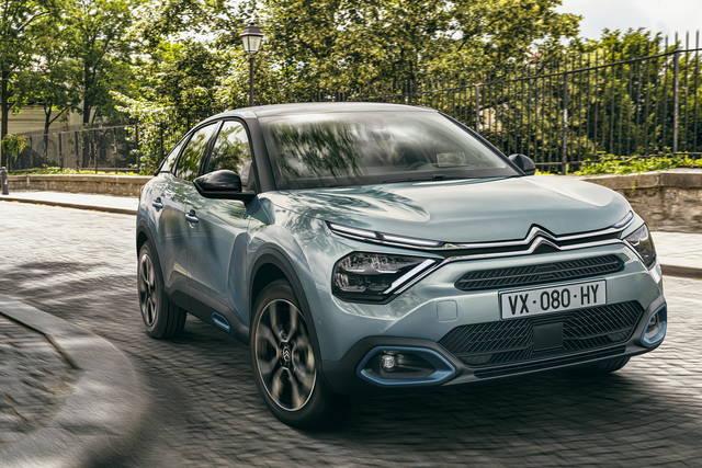 Citroën ë-c4: annunciati i prezzi