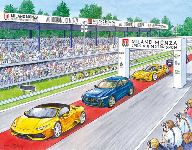 Milano Monza Motor Show 2021: decise le date
