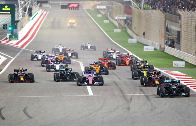 Formula 1, Gp del Bahrain 2020: vince Hamilton. Classifica e calendario