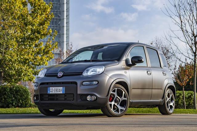 """Fiat Panda Sport: """"cattiva"""", ma solo nel look"""