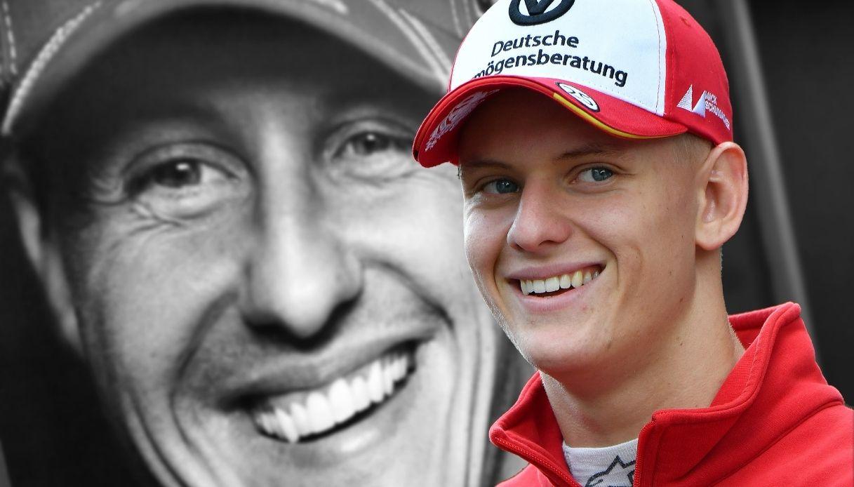 mick schumacher campione mondo