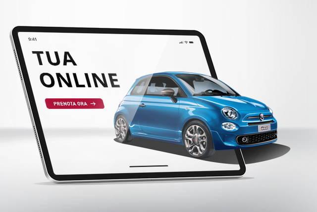 La FCA lancia la vendita online tramite gli e-Shop