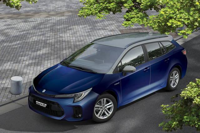 Suzuki Swace: pronta per il mercato