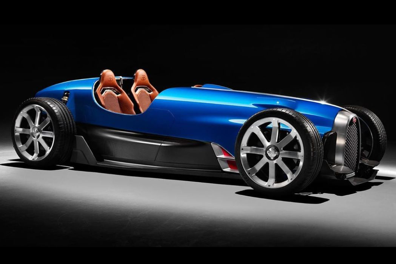Bugatti Type 35 D by Uedelhoven Studios