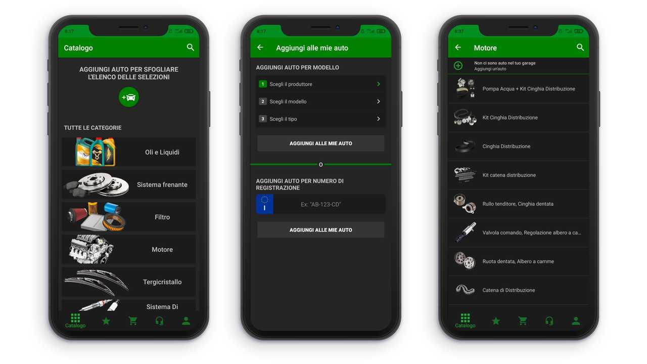 Immagine 3 app ricambi auto