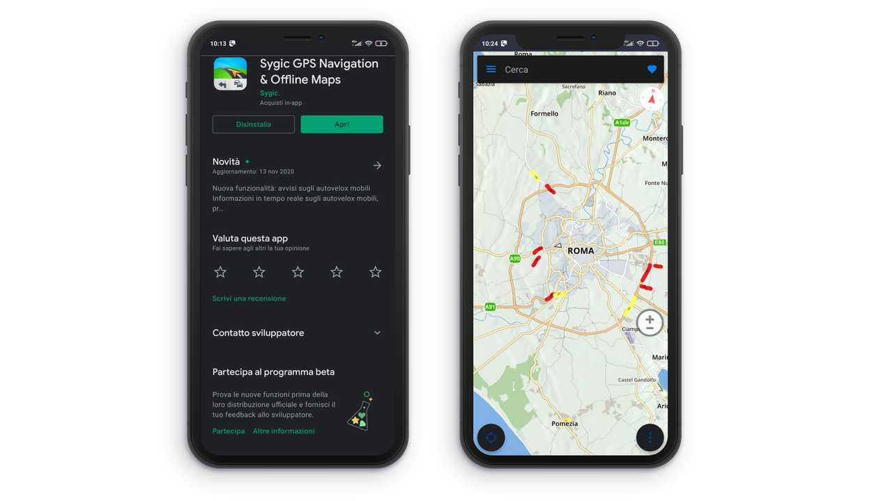 Immagine 2 Sygic Android Auto